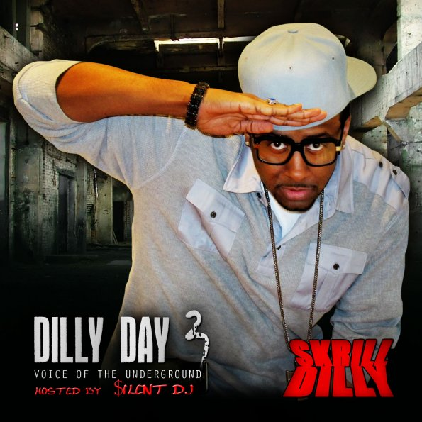 Skrill Dilly Front Cover