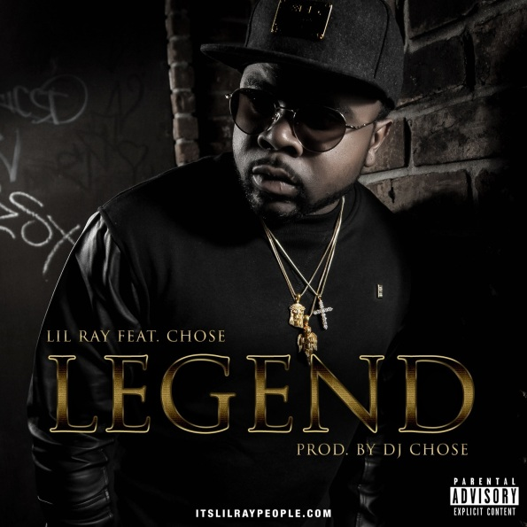 Lil-Ray-Legend-Single-Cover