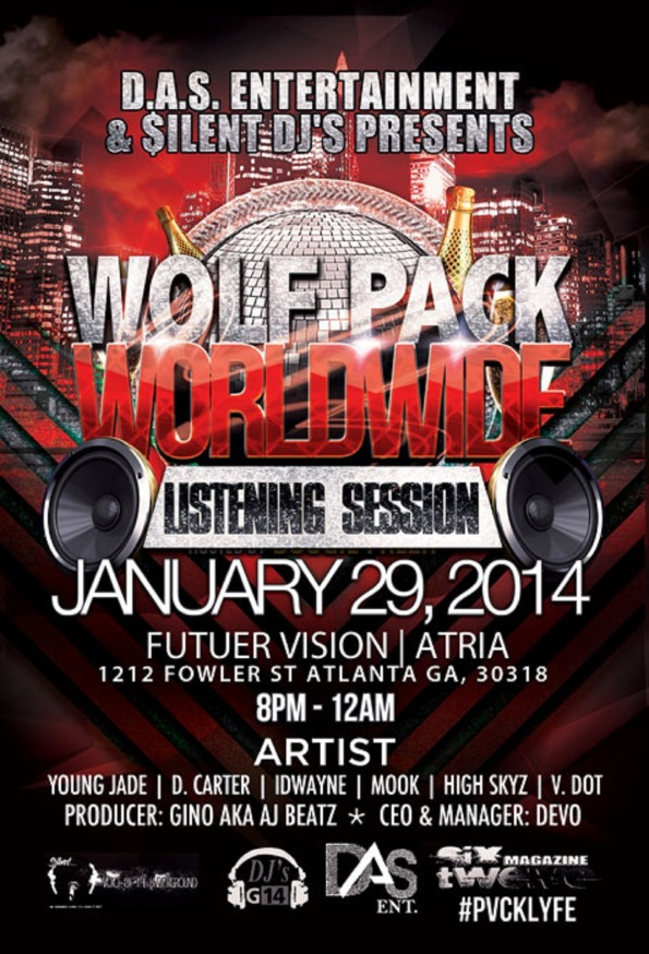 Wolf Pack Flyer 1
