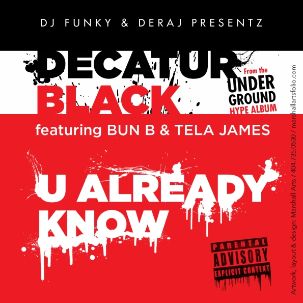 Decatur_Black underground hype cover