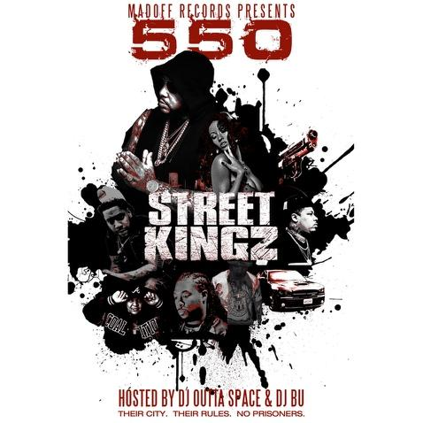Street Kings Official Cover